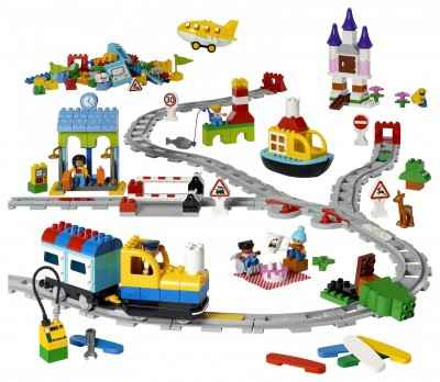 45025 LEGO® Education Coding Express
